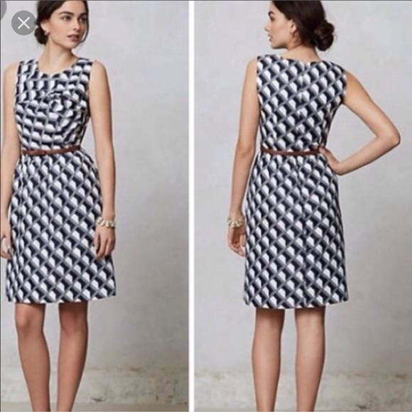 Anthropologie Dresses & Skirts - Anthropologie dress size 4